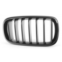 Grille screen right front...