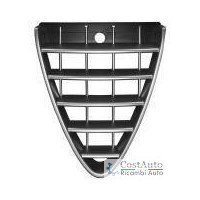 Bezel front grill Alfa 147 2007 onwards chrome Lucana Bumper and accessories