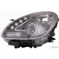 Headlight left front alfa Giulietta 2010 onwards eco black dish Lucana Headlights and Lights
