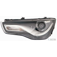 Headlight left front AUDI A1 2010 onwards drl xenon Lucana Headlights and Lights