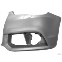 Corner front bumper left AUDI A1 2010 onwards with headlight washer holes Lucana Bumper and accessories