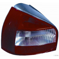 Tail light rear left AUDI A3 2000 to 2003 Lucana Headlights and Lights