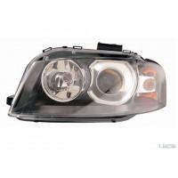 Headlight right front headlight AUDI A3 2003 to 2005 xenon Lucana Headlights and Lights