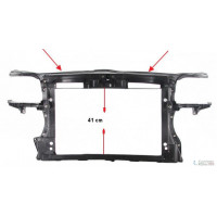 Backbone front trim AUDI A3 2003 onwards 3 ports 2005 to 2008 3/5 Doors Lucana Plates and Frameworks