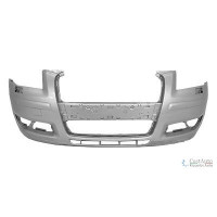 Front bumper AUDI A3 2005 to 2008 with headlight washer holes Lucana Bumper and accessories
