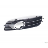 grille front bumper right AUDI A3 2008 at s to line chrome corn Lucana Bumper and accessories