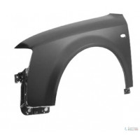 Left front fender AUDI A4 2000 to 2004 Lucana Plates and Frameworks