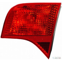 Tail light rear left AUDI A4 2005 to 2007 internal hatch hella Headlights and Lights