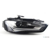 Headlight left front AUDI A4 2012 onwards xenon dynamic AFS marelli Headlights and Lights