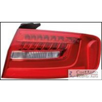 Tail light rear left AUDI A4 2012 onwards led outside hella Headlights and Lights