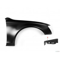 Right front fender AUDI A4 2012 onwards Lucana Plates and Frameworks