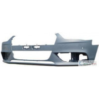 Front bumper AUDI A4 2012 onwards with holes sensors park Lucana Bumper and accessories
