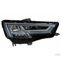 Headlight right front AUDI A4 2015 to led Xenon marelli Headlights and Lights
