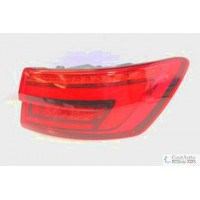 Tail light rear right AUDI A4 2015 onwards estate outside led marelli Headlights and Lights