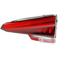 Tail light rear right AUDI A4 2015 onwards led inside hella Headlights and Lights