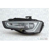 Headlight left front AUDI A5 2011 to xenon marelli Headlights and Lights