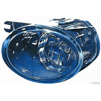 Fog lights right headlight AUDI A6 2001 to 2004 Lucana Headlights and Lights
