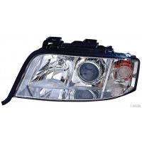 Headlight left front AUDI A6 2001 to 2004 xenon Lucana Headlights and Lights
