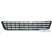 Central grille front bumper AUDI A6 2001 to 2004 Lucana Bumper and accessories