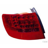 Tail light rear left AUDI A6 2004 onwards sw external led Lucana Headlights and Lights