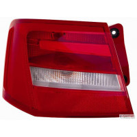 Tail light rear left AUDI A6 2011 onwards outside hatch Lucana Headlights and Lights