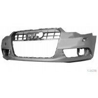 Front bumper AUDI A6 2011 to c/f lavaf. Lucana Bumper and accessories