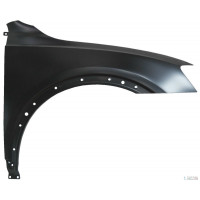 Right front fender AUDI Q3 2011 to s/hole Lucana Plates and Frameworks