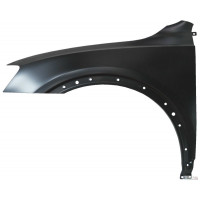 Left front fender AUDI Q3 2011 to s/hole Lucana Plates and Frameworks