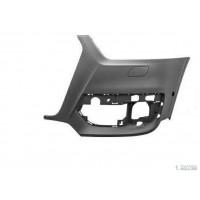 Corner front bumper left AUDI Q3 2011- with holes sensors+headlight washer Lucana Bumper and accessories