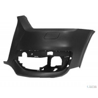 Corner front bumper left AUDI Q3 2011 onwards with headlight washer holes Lucana Bumper and accessories
