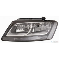 Headlight right front AUDI Q5 2008 to 2012 Halogen Lucana Headlights and Lights