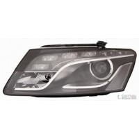 Headlight left front AUDI Q5 2008 to 2012 xenon Lucana Headlights and Lights