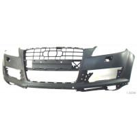 Front bumper AUDI Q7 2006 onwards c/holes sensors+headlight washer Lucana Bumper and accessories