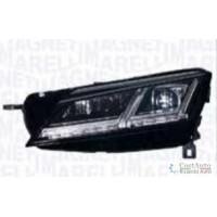 Headlight left front Audi TT 2014 to matrix led marelli Headlights and Lights