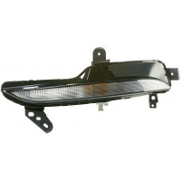 Daylight DRL lamp front...