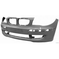 Front bumper bmw 1 series E87 2007 onwards c/Headlight Washer Holes Lucana Bumper and accessories