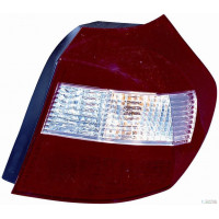 Tail light rear left bmw 1 series E87 2004 to 2006 Lucana Headlights and Lights