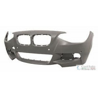 Front bumper BMW 1 SERIES F20 F21 2011 onwards m-tech with holes sensors park Lucana Bumper and accessories