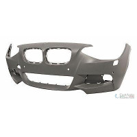 Front bumper BMW 1 SERIES F20 F21 2011 onwards m-tech with headlight washer holes+PDC Lucana Bumper and accessories