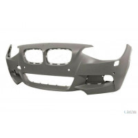 Front bumper BMW 1 SERIES F20 F21 2011 onwards m-tech with PDC+PA+headlight washer holes Lucana Bumper and accessories
