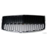 Central grille bumper Chevrolet Aveo 2008 to c/mod crom Lucana Bumper and accessories