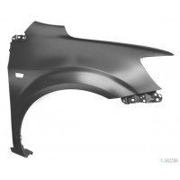 Right front fender Chevrolet Aveo 2011 onwards Lucana Plates and Frameworks
