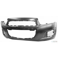 Front bumper Chevrolet Aveo 2011 onwards Lucana Bumper and accessories