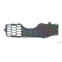 Side grille front bumper left Chevrolet Captiva 2006 onwards Lucana Bumper and accessories