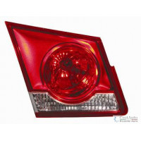 Lamp LH rear light Chevrolet Cruze 2009 onwards within 4 doors Lucana Headlights and Lights