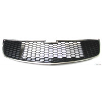 Mask grille less Chevrolet Cruze 2009 onwards black/CROM. Lucana Bumper and accessories