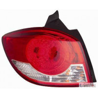 Lamp LH rear light Chevrolet Cruze 2009 onwards outside 5 doors Lucana Headlights and Lights