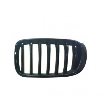 Front bezel right for x4 f26 2014 - x3 f25 2014 - m-tech glossy black Aftermarket Bumpers and accessories