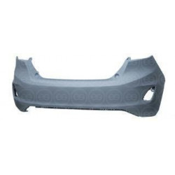 Rear bumper for ford fiesta...