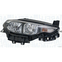 Headlight left front fiat type from 2015 onwards marelli Headlights and Lights